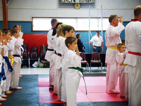 How Kids Benefit From Martial Arts